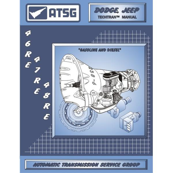 47re transmission repair Manual