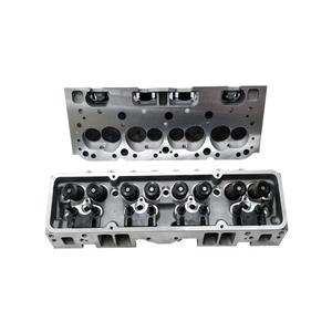 SBC Aluminum Cylinder Head Assembly 64 cc Aluminum Heads (assembled)
