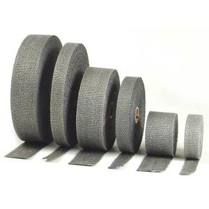 DEI Exhaust Wrap Black 010107 1 Inch wide x 50 foot roll