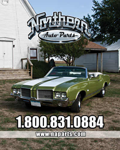 Northern Auto Parts: Issue 99c